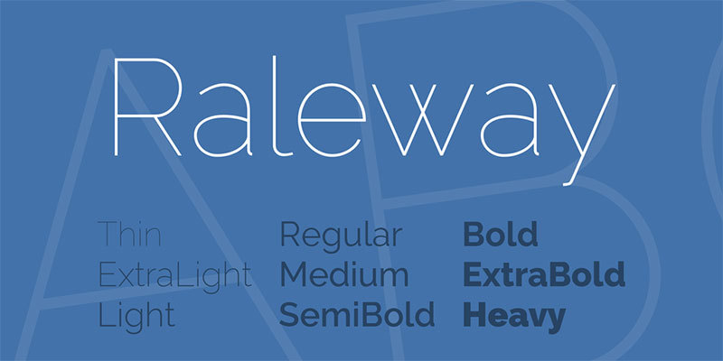 Font pairing: Combinations of fonts that go together