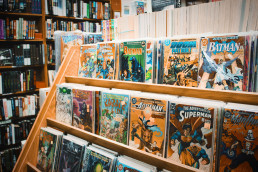 Comic books were significant part of our popular culture