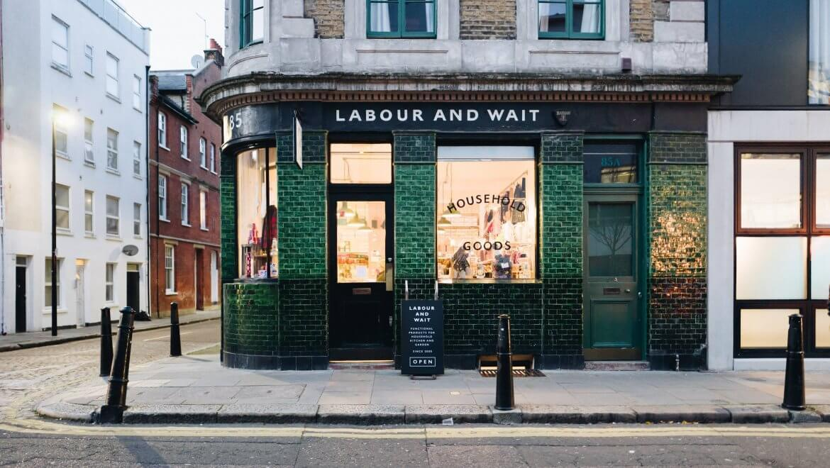 Fonts and top London restaurants