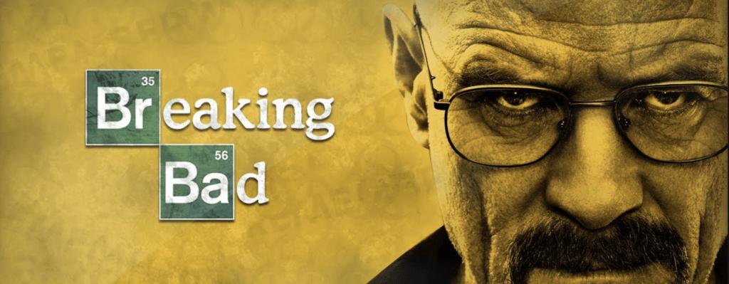 Breaking Bad Netflix series