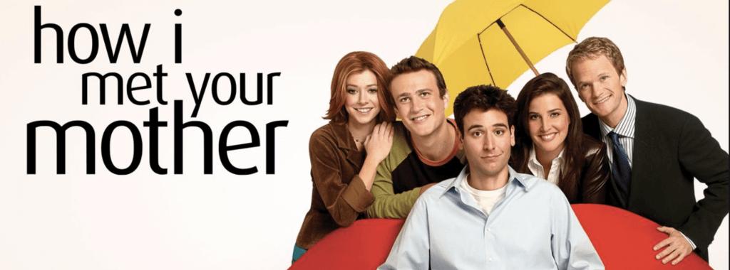 How I met your mother Netflix series