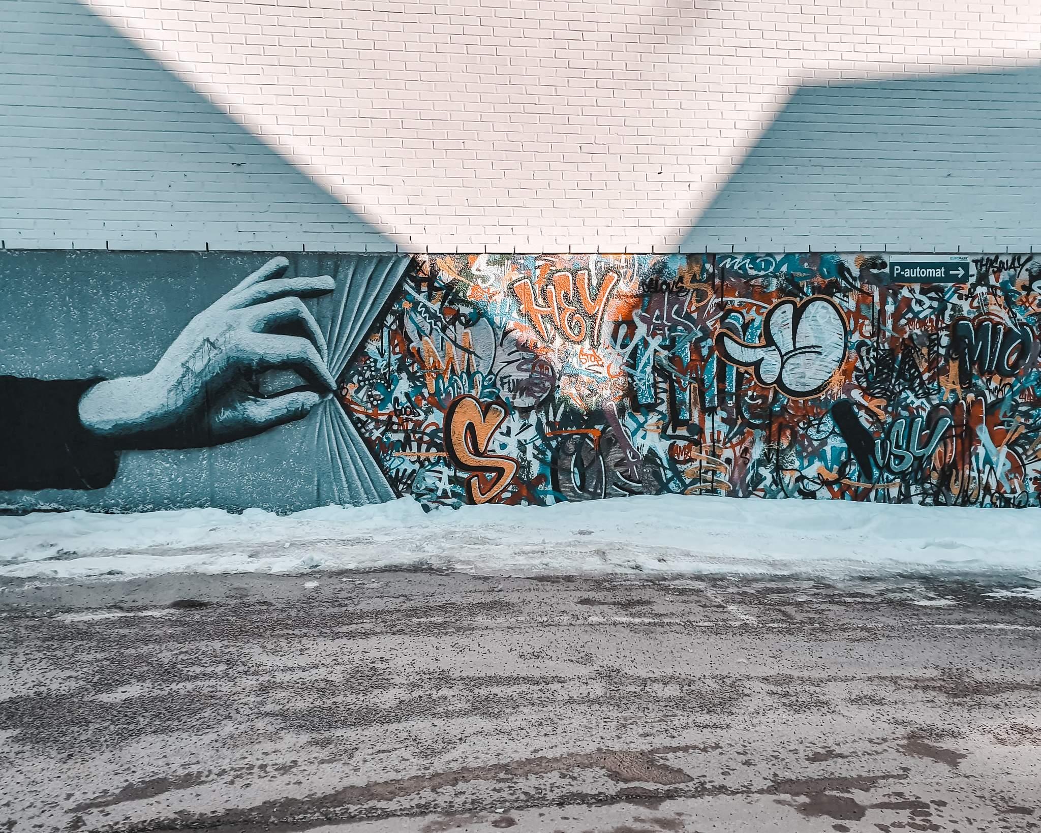 Street Art Fonts