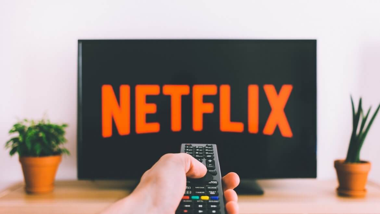 Netflix series fonts