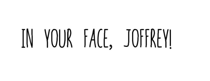 Among Us Font is In Your Face Joffrey