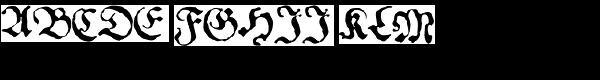 1534 Fraktur Normal  What Font is