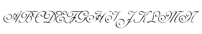 AdineKirnberg Regular  What Font is