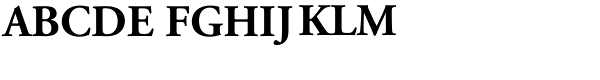 Adobe Garamond Bold  What Font is