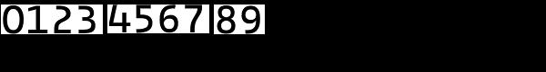 AF Generation Z Medium Font OTHER CHARS