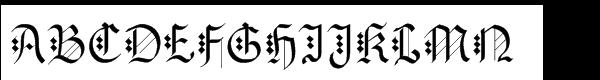 Albert Betenbuch Regular  What Font is