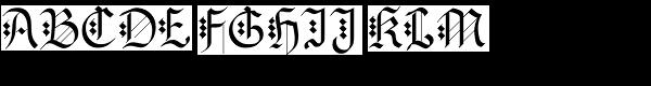 Albert Betenbuch  What Font is