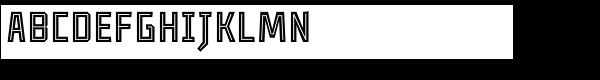 Alek Rodchenko Inline  What Font is