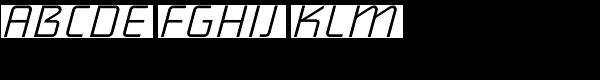 Alphaville Light Oblique  What Font is