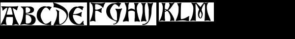 Altenburg  What Font is
