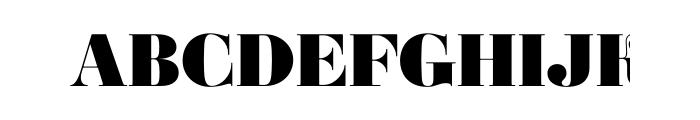 Ambroise Std Black OT Font UPPERCASE