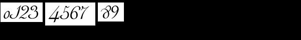 Anduaga Font OTHER CHARS
