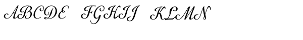 Anduaga Font UPPERCASE