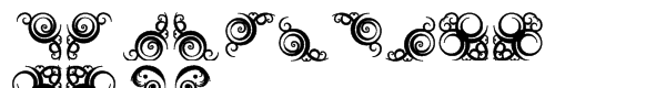 AnnBorders Four  नि: शुल्क फ़ॉन्ट्स डाउनलोड
