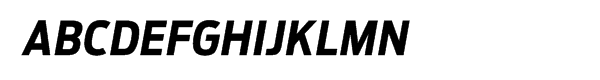 Antenna Condensed Bold Italic Fuentes Gratis Descargar