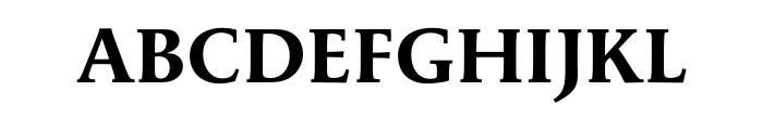 Apolline Std Bold OT Font UPPERCASE