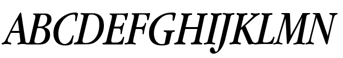 Apple Garamond Italic  What Font is
