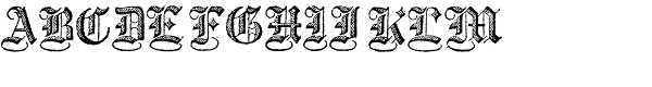 Archive Copperplate Text  What Font is