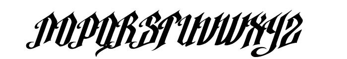 Argel Font Font UPPERCASE