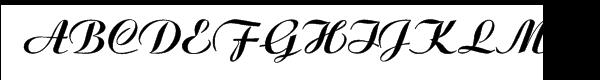 ariston bq font