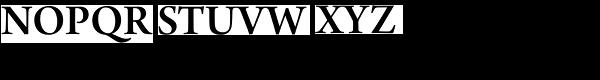 Arno Pro-Smbd Subhead Font UPPERCASE