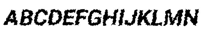 Asimov Aggro Italic  What Font is