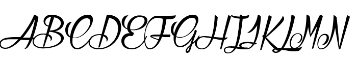 Atelier Omega   What Font is