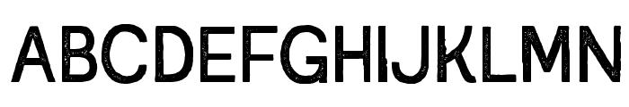 AustralSansStamp-Regular  What Font is