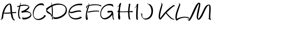 Autograph Script EFRegular Alt  What Font is