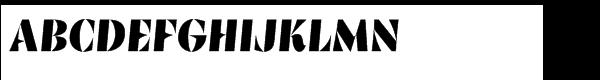 Balega™ Std Regular  What Font is