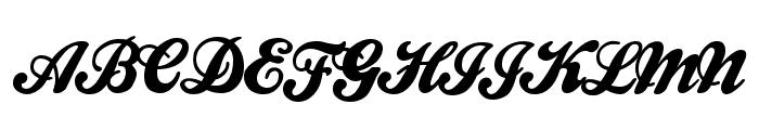 Ballpark Weiner  What Font is