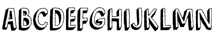 BarkingCatDEMO  What Font is