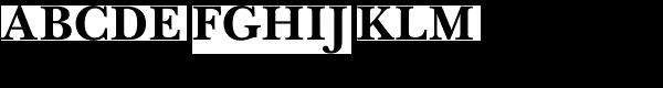 Baskerville Cyr LTStd-Bold  What Font is