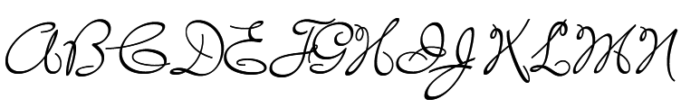 Bayern Handschrift NF  Free Fonts Download