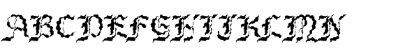 Bene Cryptine Std Antique  What Font is