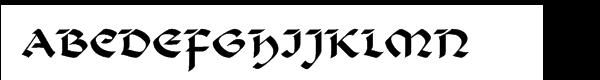 Beneta™ Roman  What Font is