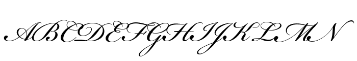 Bickham Script MM  What Font is