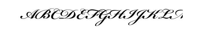 Bickham Script Pro Bold  What Font is