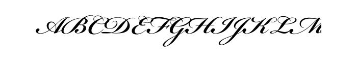 Bickham Script Pro Semi Bold  What Font is