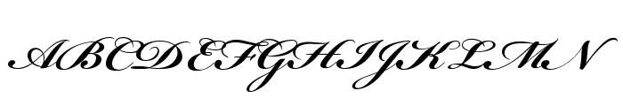 BickhamScriptPro-Bold  What Font is