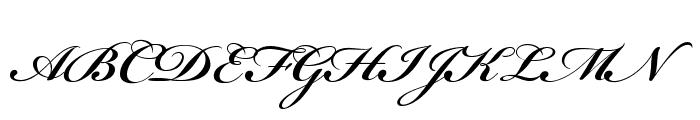 BickhamScriptStd-Bold  What Font is