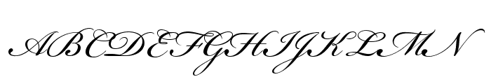 BickhamScriptStd-Regular  What Font is