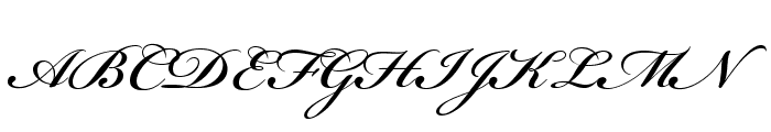 BickhamScriptStd-Semibold  What Font is