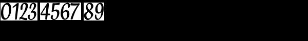 Bistro Script Font OTHER CHARS
