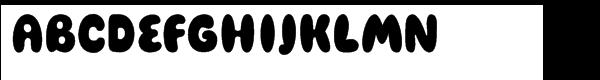 BLOWFISH Regular  What Font is