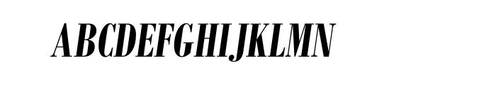 Bodoni Std Condensed Bold Italic  नि: शुल्क फ़ॉन्ट्स डाउनलोड