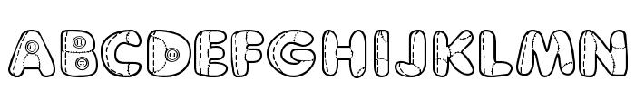 Boneca de Pano  What Font is